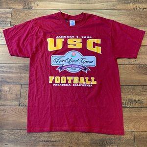 Vintage 2006 USC rosebowl shirt